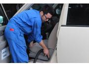 車検後の室内清掃やエンジン内部の洗浄剤なども!