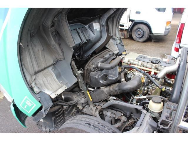 商用車、トラックの整備修理もお任せください。