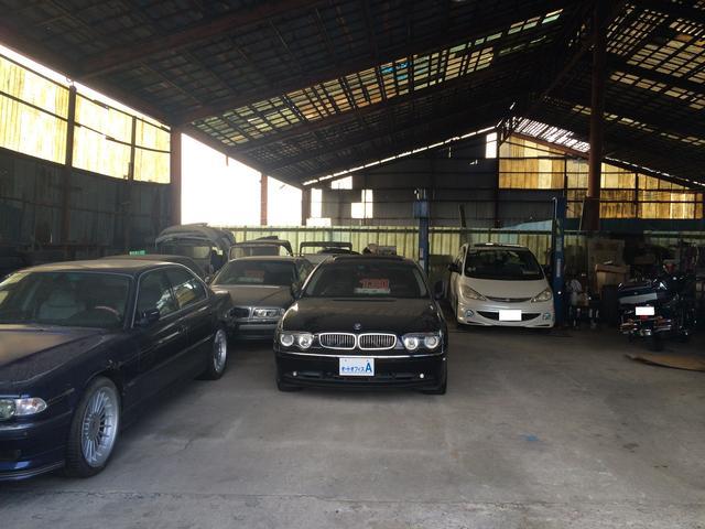 BMWは当社にお任せ下さい。整備はもちろん、販売もお任せ下さい。