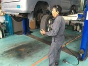 サスペンション、各アーム類、ブレーキ関連の修理整備もお任せ!