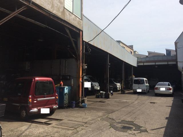 工場も広々しております!