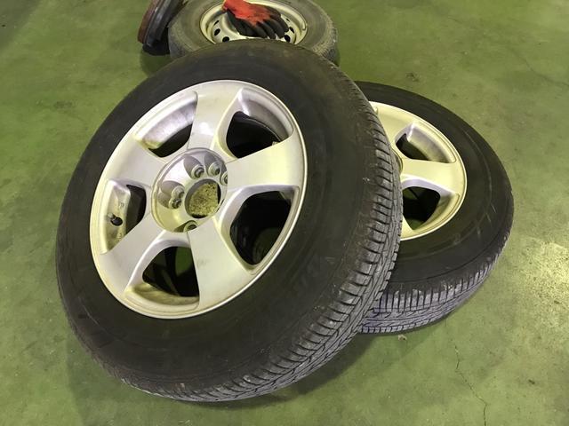 タイヤの持ち込み交換大歓迎です!