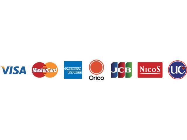 法定費用以外の整備代・修理代はクレジットカードでのお支払いも可能です。