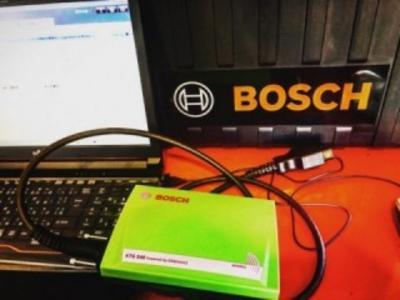 ボッシュKTS診断機も完備