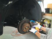 ブレーキ修理や走行中の異音等修理もお任せ下さい。