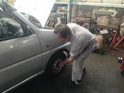 オイル~タイヤ交換など、日常メンテナンスも当店にお任せ下さい