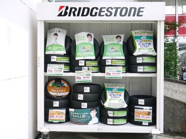 タイヤ・ナビ・ETC・ドライブレコーダー等のパーツ販売も行っております。お気軽にご相談ください!!