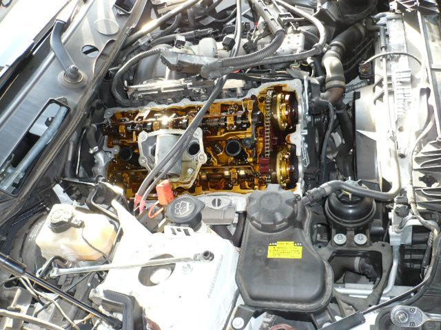 BMW118 バルブトロニックのモー...