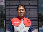 サービススタッフ 増田 賢幸