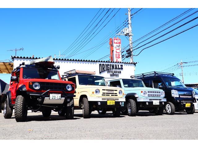 SUZUKIの正規代理店ですので、新車・中古車販売、リコールや日々の点検など承ります。