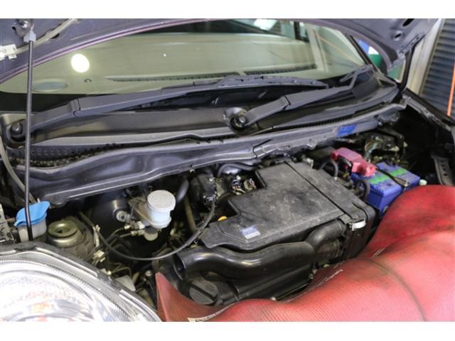 小型車ならエンジン載せ替えのオーダーにも対応!