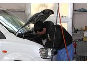 お車の健康診断もプロの整備士にお任せください!