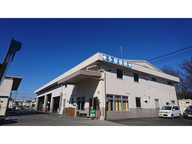 関東運輸局長指定の民間車検工場です!