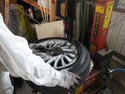 タイヤの組み換え取付けも大歓迎です!