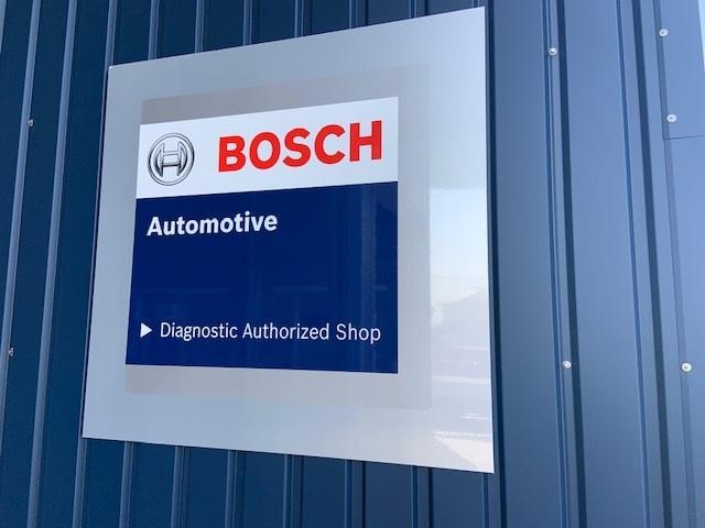 タイヤ交換、オイル交換などのメンテナンスもちろんOK。まずは当社を知って下さい。ボッシュ取り扱い店