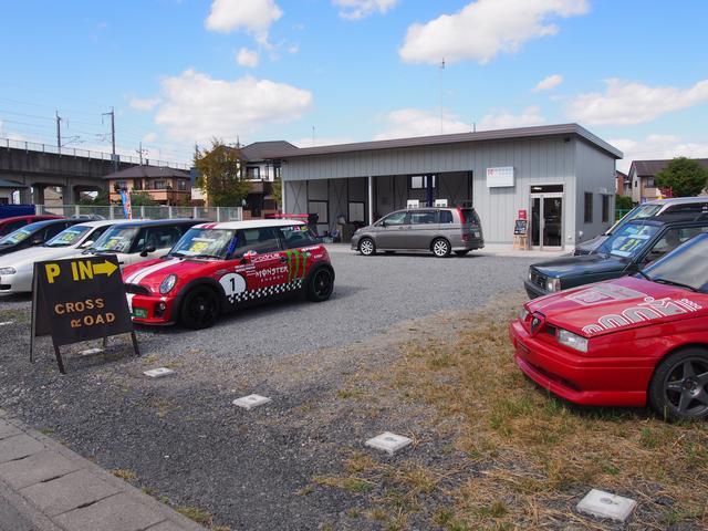 「栃木県」の中古車販売店「CROSS ROAD」