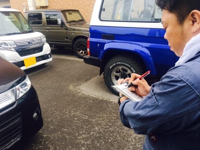 車検整備は分解整備が出来る認証工場におまかせ下さい。