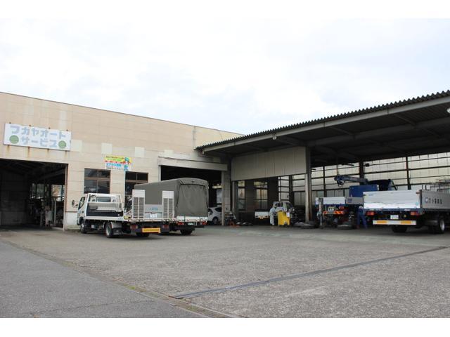 指定工場(民間車検場)完備で安心の車検をご提供しております。
