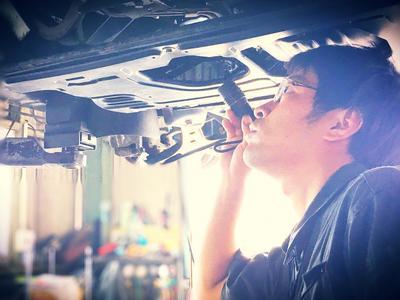 福島自動車にはクルマのドクターがいます!