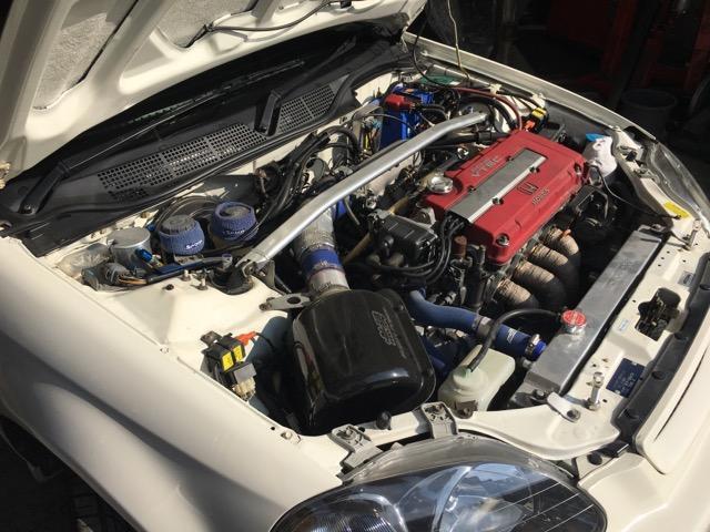 お客様のお車をプロの整備士が確りと真心込めてメンテナンス致します!