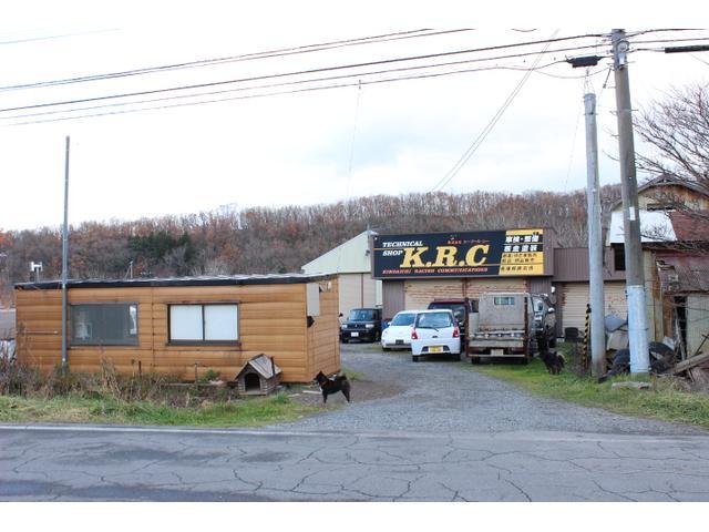 伊達市・室蘭市・登別市の車検や一般整備、板金塗装、パーツ取り付けはKRCへお任せ下さい。