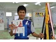 第3回 全国キーパー技術選手権 優勝者 矢部副店長