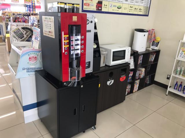 東日本宇佐美 6号土浦北 店内