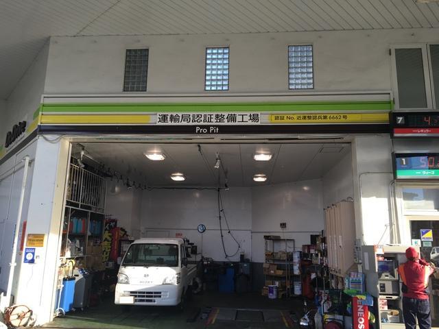 車検・板金・修理・取り付け・整備お任せください