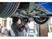 ブレーキパット、サスペンションの取り付け対応致します!