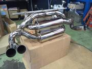 吸排気系修理・整備、ワンオフマフラー製作など