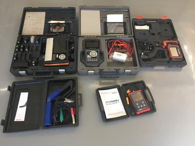 コンピュータ診断機