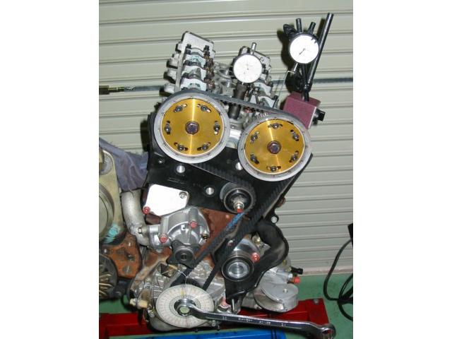 チューニングエンジン製作
