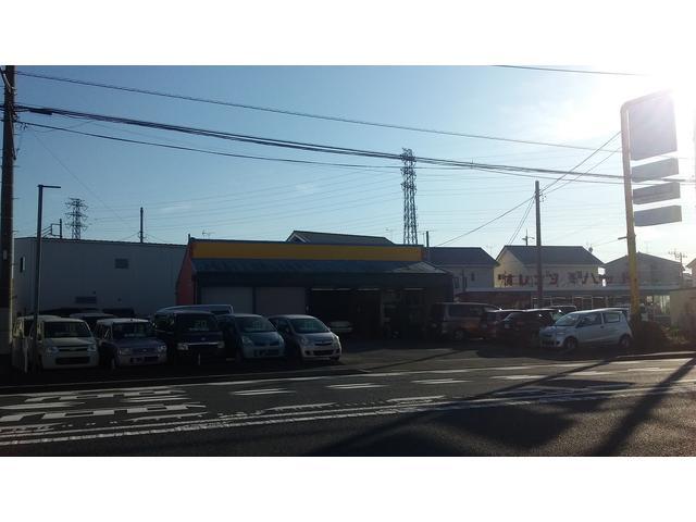 国道17号沿いに移転しました(^_^)vワークマン様とオレンジハット様の間です!