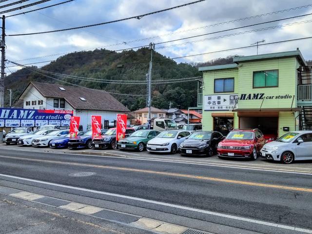 HAMZ car studio(1枚目)