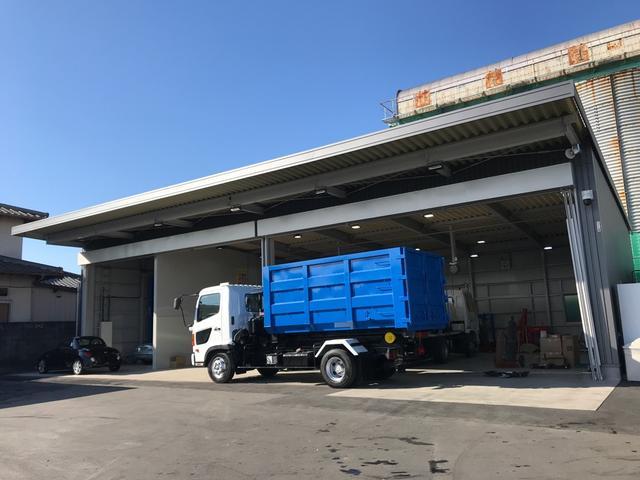 2020年認証工場取得致しました。乗用車からトラックまで幅広く対応しております。