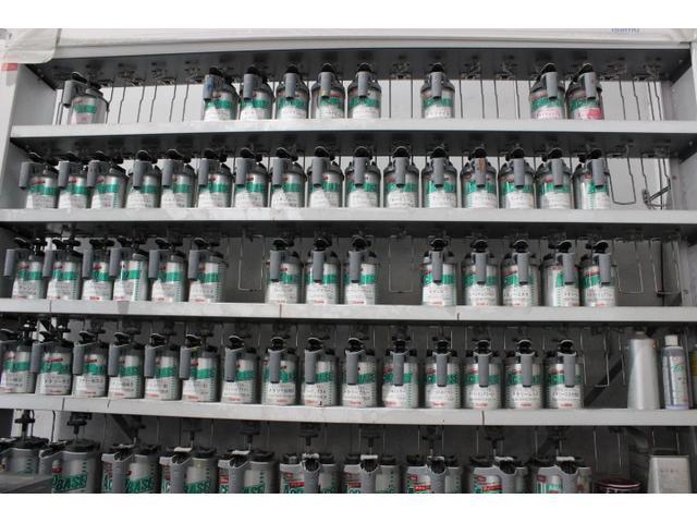 塗装ブース完備で、様々なボディペイントに対応しております。
