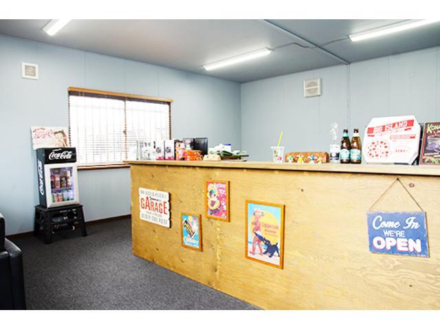 こちらは店内になります!落ち着いた雰囲気でお客様をおもてなしさせて頂きます。