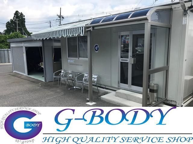 パーツ取付、タイヤ組み換え、板金塗装、中古車販売までお車の事はジーボディにお任せ下さい!