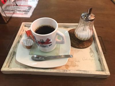 おいしいコーヒー・紅茶等をご用意してます