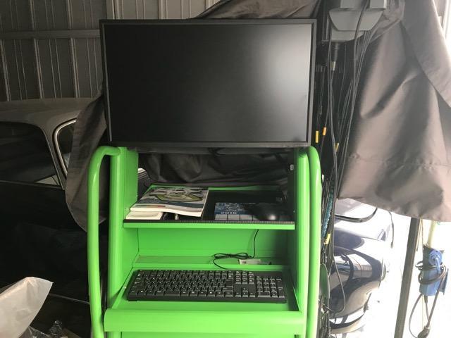 コンピューター診断機も完備しております