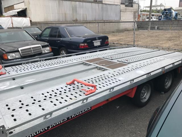 積載車も完備!お車が故障で動かないなどのご相談もお任せください