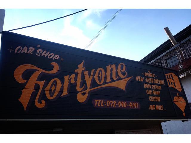 CARSHOP FORTYONE