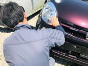各種ライト・ウィンカー類パーツの修理・整備を行います。