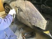 板金などの外装補修も承ります。
