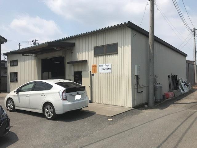 当店は富士見市南畑新田にある修理工場です!(^^)!