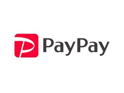 PayPay支払いが可能です。