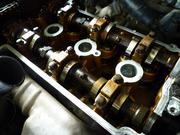 エンジン関係の診断や修理