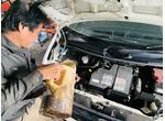 エンジンオイルは車の血液です。