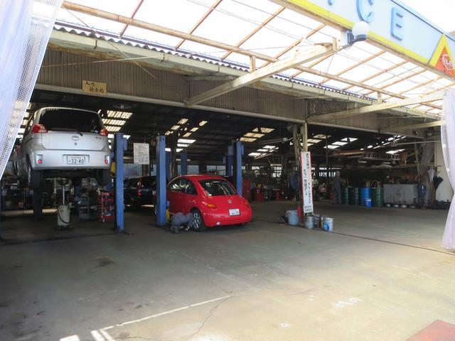 各種メンテナンス、車検、整備、修理お任せください!