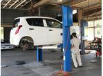 板金塗装、修理、メンテナンス、車の事なら当社にお任せを!
